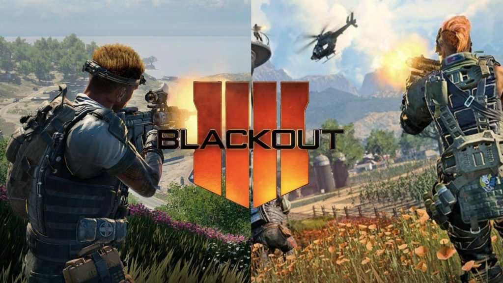 CALL OF DUTY - BLACK OPS 4: BLACKOUT
