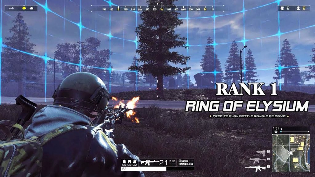 EUROPE: RING OF ELYSIUM